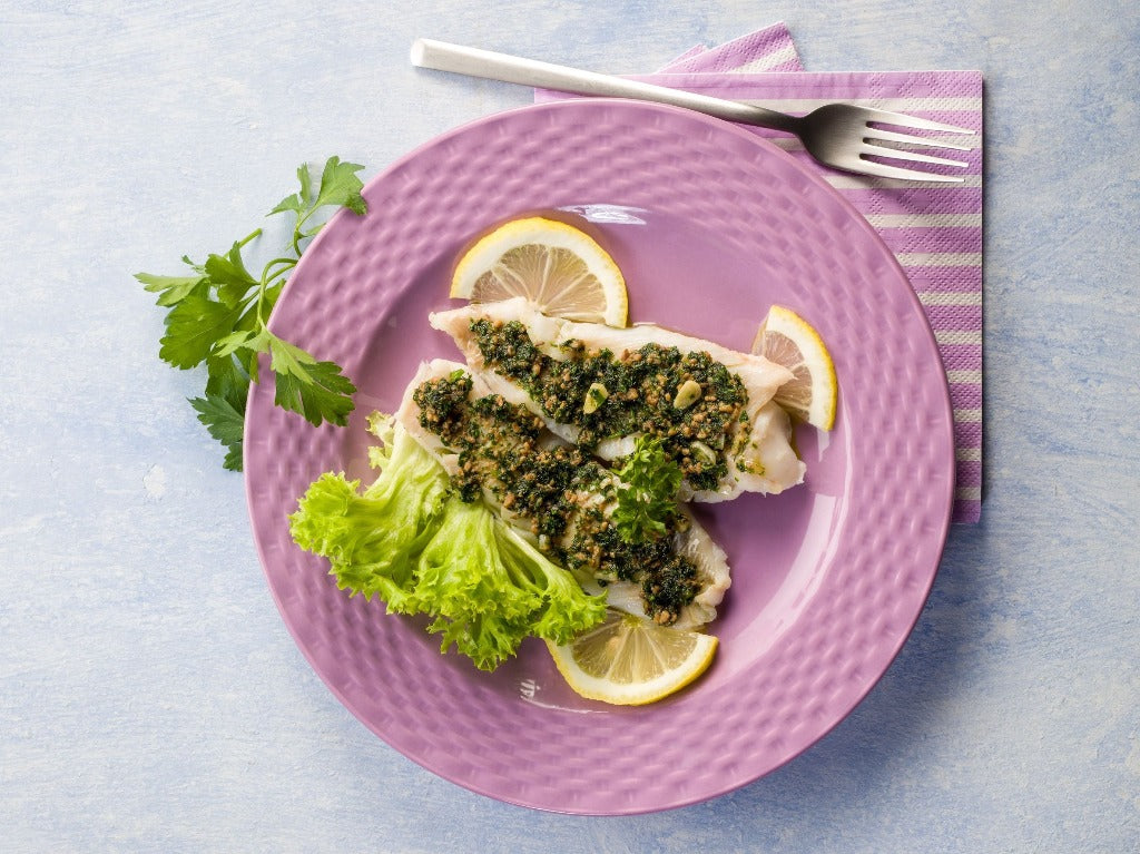 Sole with Chermoula