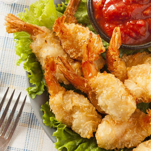 coconut battered shrimp 680 grams