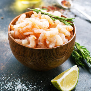 Canadian cooked shrimp 227 grams