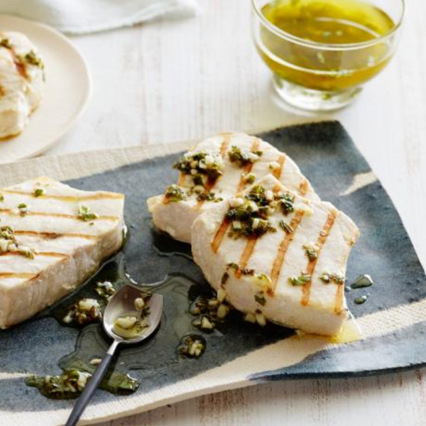 swordfish steaks