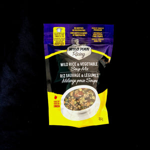 Wild Rice & Vegatable Soup Mix