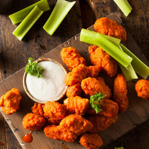 boneless chicken flings buffalo 908 grams
