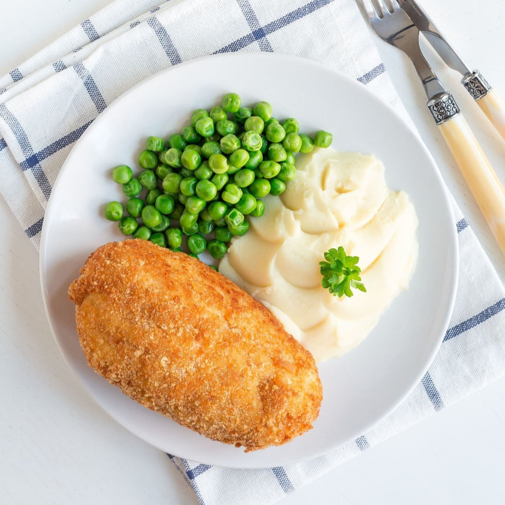 chicken kiev butter herb 283 grams 2 pieces