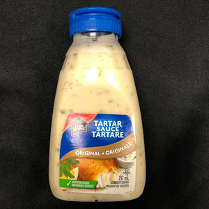 club house tartar sauce 237 ml