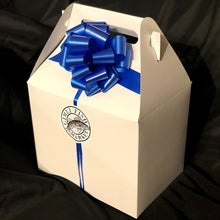gift box seafood gimli fish market blue bow