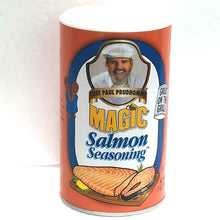 magic salmon seasoning 198 grams great on salmon salads and more and for grilling