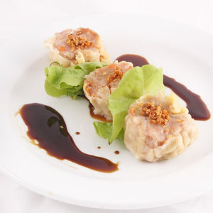 pork with shrimp dumpling