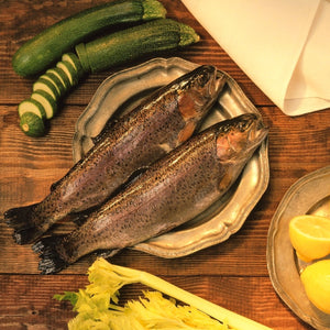rainbow trout whole