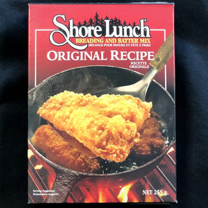 shore lunch breading and batter mix original recipe 255 grams