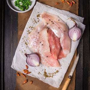 Whitefish Fillets