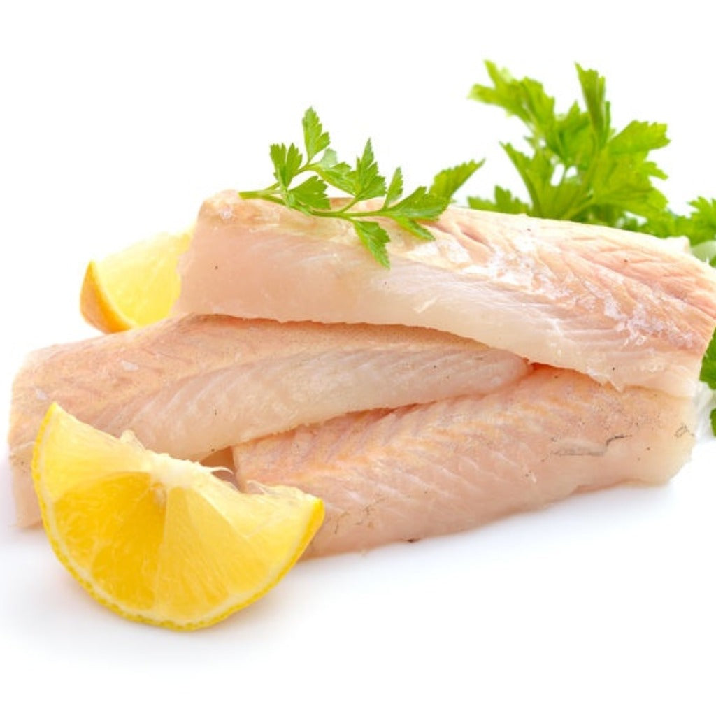 wild haddock loins 454 grams great for fish and chips