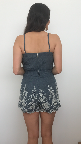 Fiona Playsuit