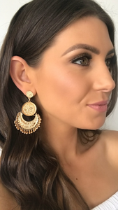 Trinket Earrings - gold