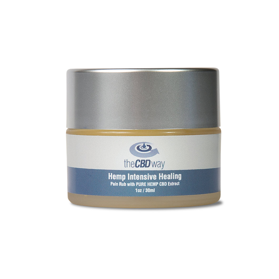 Intensive Pain Relief Cream