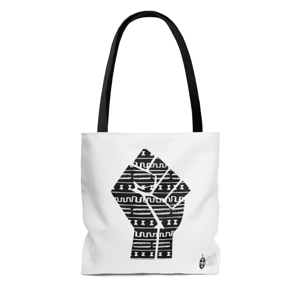 James Baldwin 'Ferocious Enemy' Statement Tote