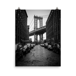 Manhattan Bridge Photographic Original Print by n.corren conway