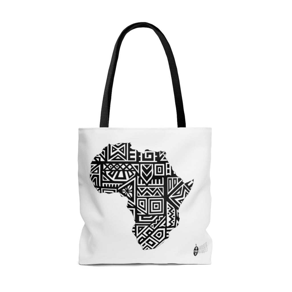 Langston Hughes 'Beware the Day' Statement Tote