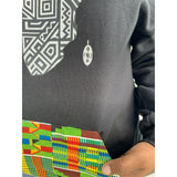 House of Nambili Custom Continent Hoodie