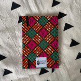 HoN Ankara Cloth Covered Journals