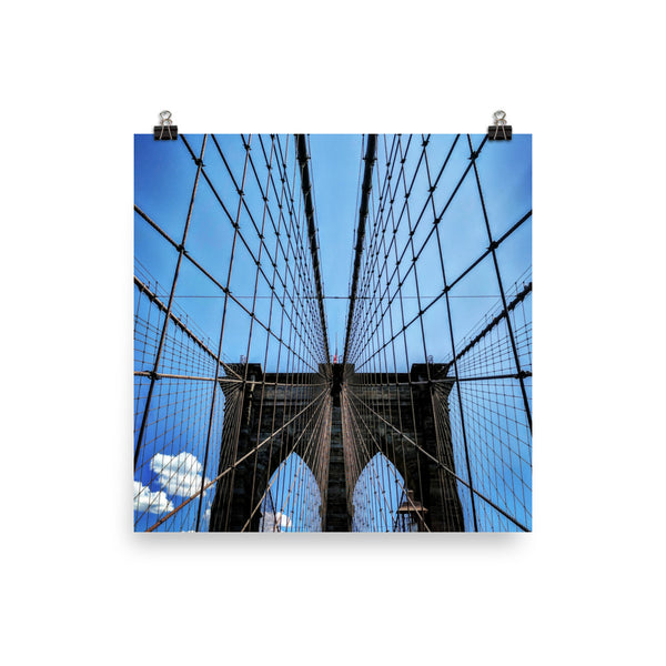 Brooklyn Bridge Photographic Original Print by n.corren conway