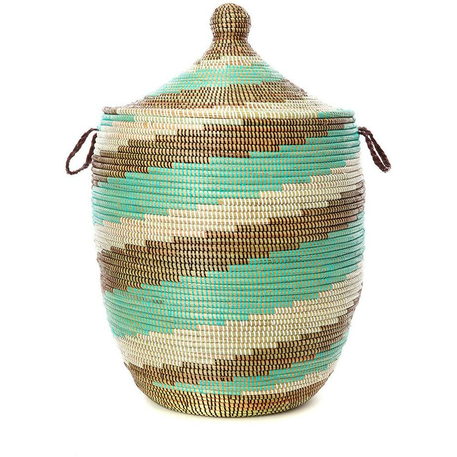Sahel Sky Laundry Hamper Basket - Large