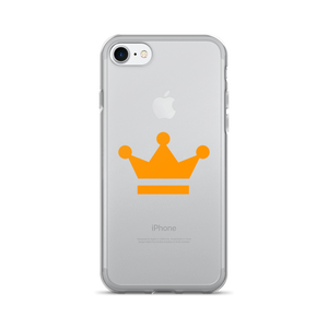 King Me Crown iPhone 7 Case