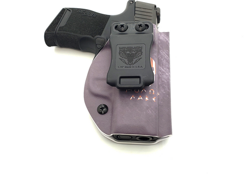 QUICK SHIP! Sig P365 American Spartan Custom - Wingman Defense Custom Kydex Holsters