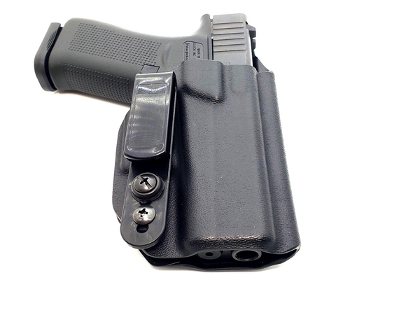 Glock 43 / 43X Versatile Tuck IWB QUICK SHIP - Wingman Defense Custom Kydex Holsters