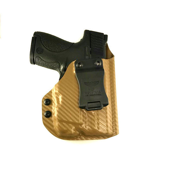 Glock 43 TLR-6 IWB - Wingman Defense Custom Kydex Holsters