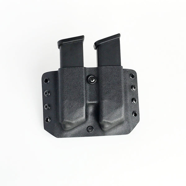 OWB Double Mag Carrier - Wingman Defense Custom Kydex Holsters