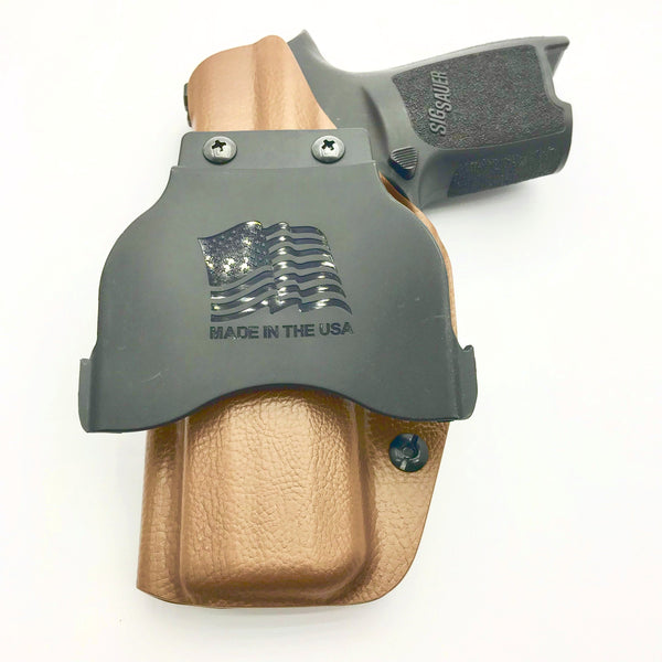 Paddle OWB Customized - Wingman Defense Custom Kydex Holsters