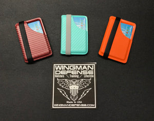 Wingman Wallet Ship Now - Wingman Defense Custom Kydex Holsters