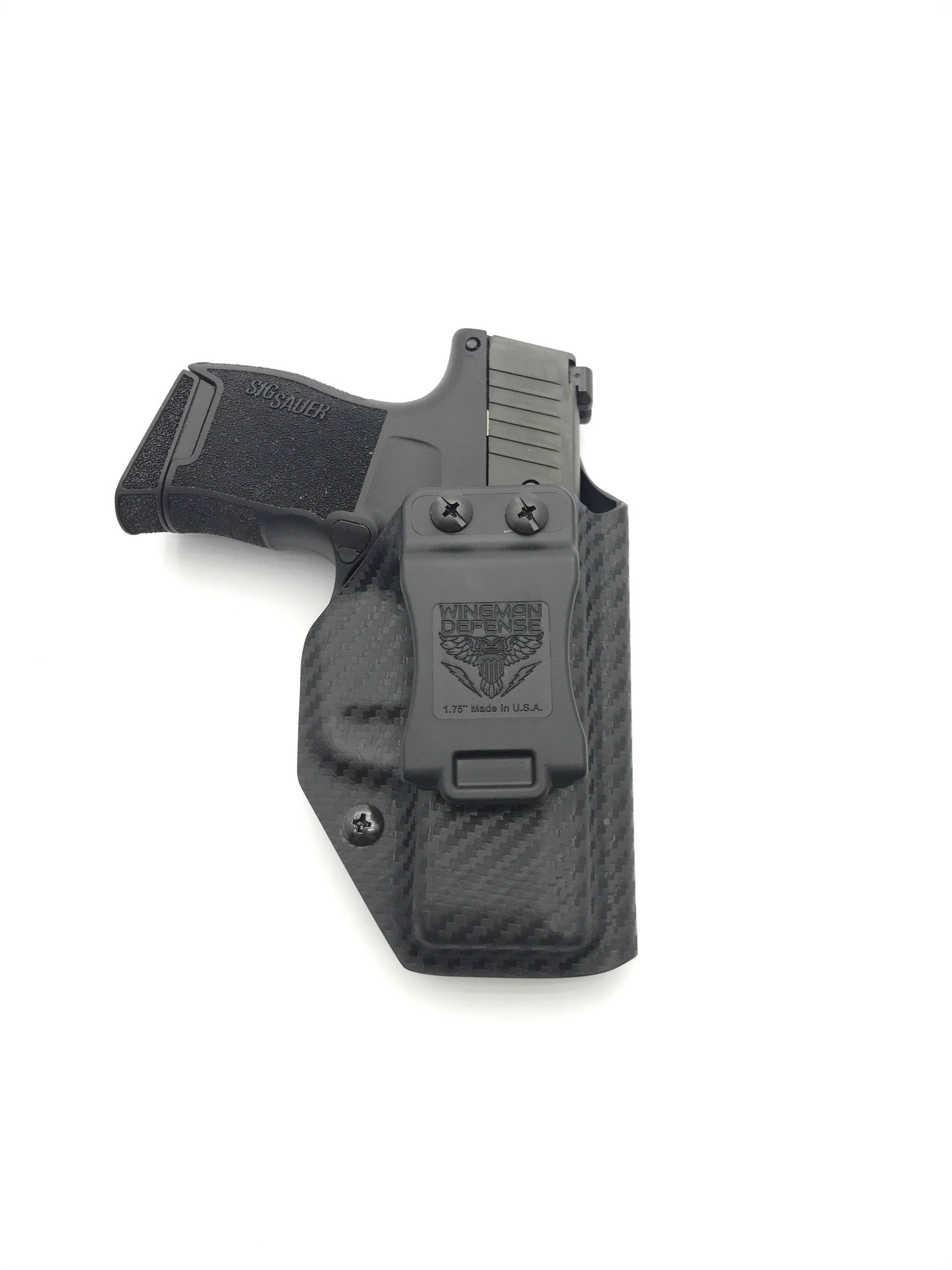 Sig P365 Classic IWB Quick Ship - Wingman Defense Custom Kydex Holsters