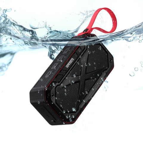 Waterproof Bluetooth Speakers,with HD Sound and Bass