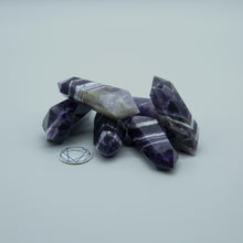 AMETHYST CHEVRON POINTS