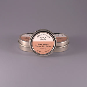 ROSE MOON TINTED LIP BALM