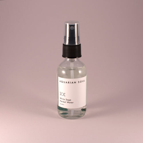 WHITE SAGE CLEANSING SPRAY