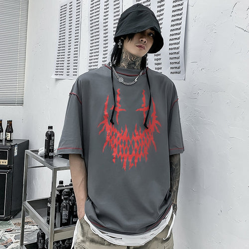 Devil smile t-shirt