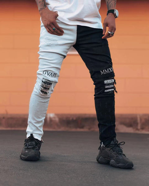 MMXV Ghost fusion jeans