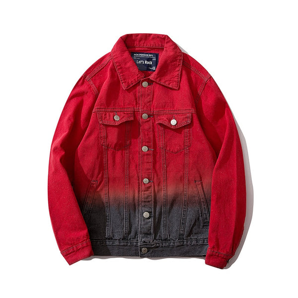ROCK red jacket
