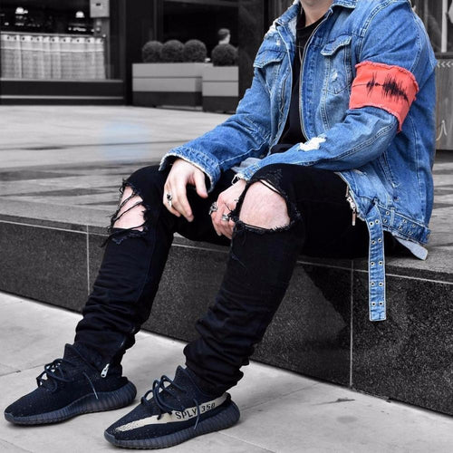 Lyon stretch denim