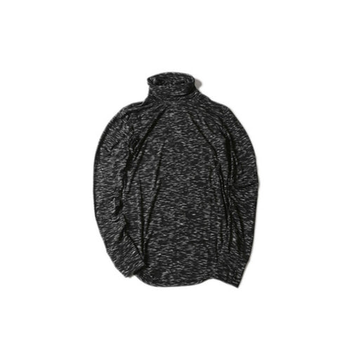 mens black turtleneck