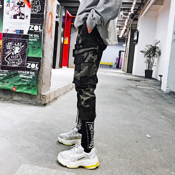 Thossand joggers