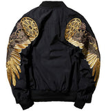 Winged Bomber
