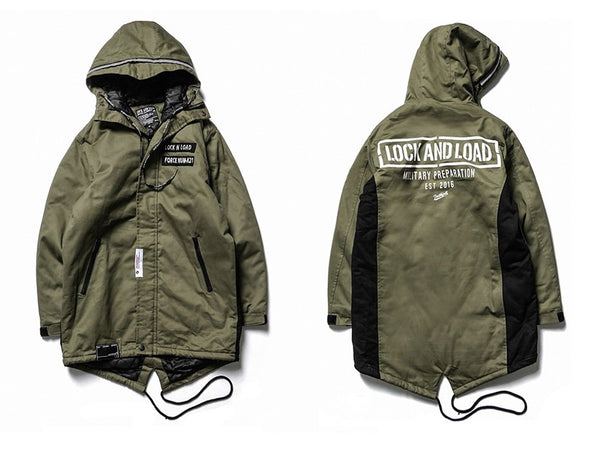 LockNLoad Overcoat