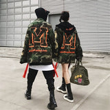 Dragon camo jacket