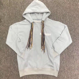 hoodie with drawstring