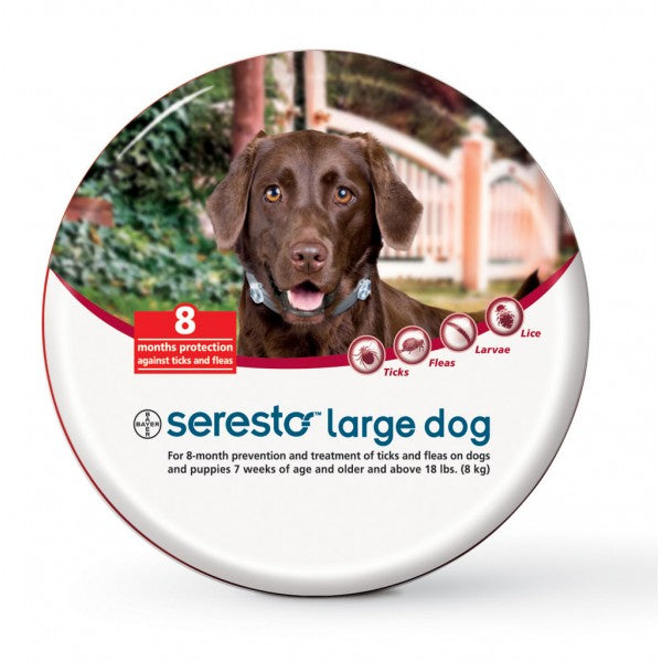 Bayer Seresto For Large Dogs