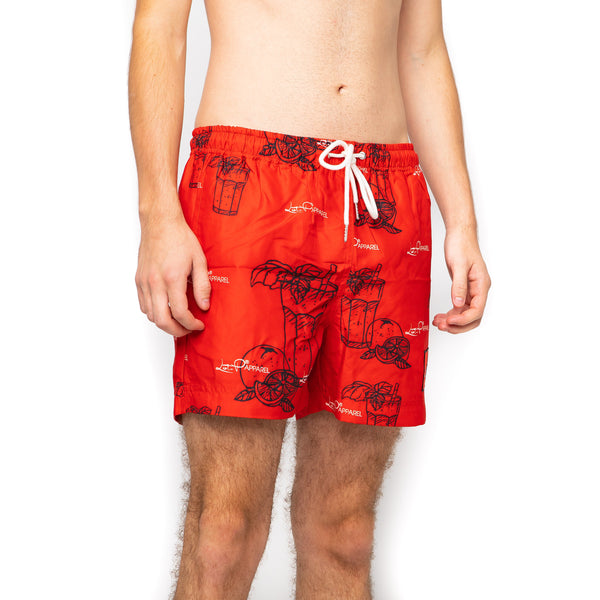 Lot-P Swim Shorts - COCKTAIL DESIGN