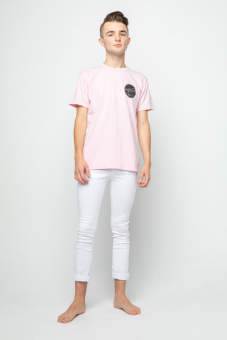 Men's Basic T-shirt - Pink